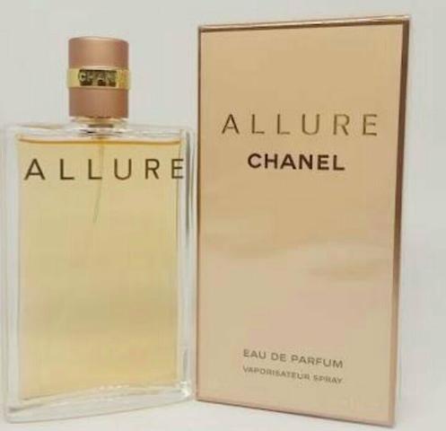 Perfume importado Chanel Allure 100ml lacrado original