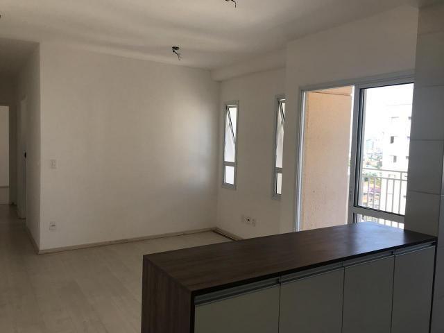 Apartamento com 2 dormitórios à venda, 54 m² por r$ 280.000,00 - vila valparaíso - santo a