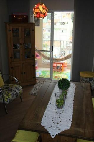 Apartamento com 2 dormitórios à venda, 72 m² por r$ 405.000 - vila helena - santo andré/sp - Foto 4