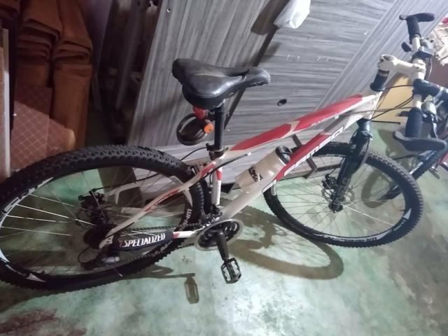 Vende-se bicicleta Alfameq aro 29 - Foto 2