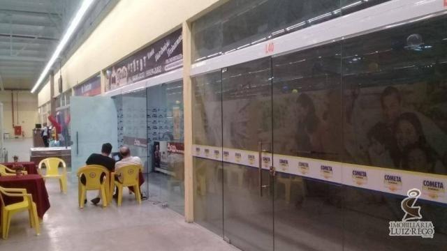 Aluga Loja Cometa Cidade dos Funcionários, com 46m², próx. a CEF - Foto 3