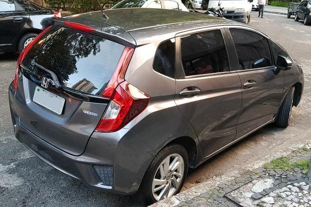 Honda Fit LX único dono todas revisões na Honda apenas 30mil km - Foto 5