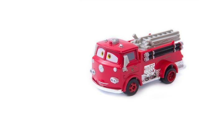 Caminhão de Bombeiros-Brinquedo
