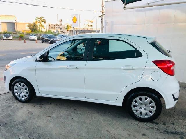 Ford Novo Ka Se 1.0 2019, revisado ford , garantia !!!!!! - Foto 13