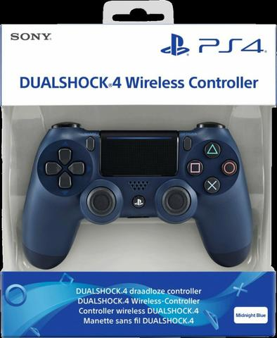 Controle dualshock 4 midnight blue - Foto 2