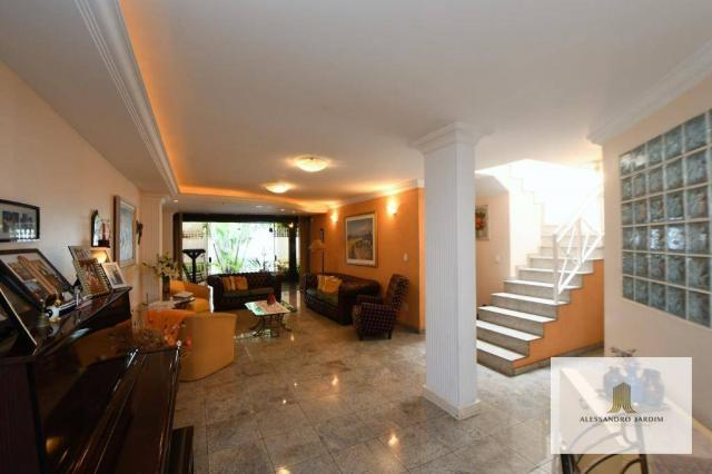 Excelente casa no Plano Piloto: 5 suítes + terraço c/ churrasqueira! - Foto 5
