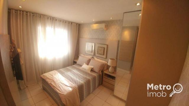 Apartamento com 3 quartos à venda, 78 m² por R$ 332.952 - Pão de Açúcar - São Luís/MA - Foto 17