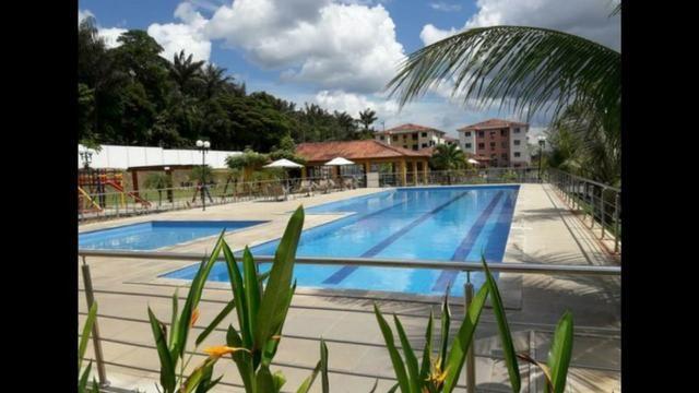 Apartamento Semi Mobiliado no Condomínio Villa Jardim Orquídea 3 Qts - Foto 6