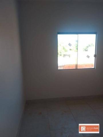 QSC 21 Taguatinga sul Casa nova 2 Qtos 10 Vagas ótimo espaço lote 360 metros - Foto 14