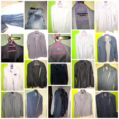 Lotes de roupas (CROWFORD TNG M.OFFICER)