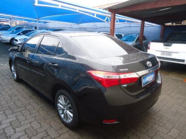 Toyota corolla 2015 2.0 xei 16v flex 4p automÁtico - Foto 5