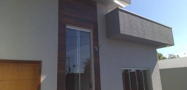 Casa com 2 dormitórios à venda, 63 m² por R$ 215.000 - Residencial São Paulo - Presidente  - Foto 4