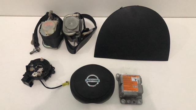Kit airbag March Versa 2016 a 2019