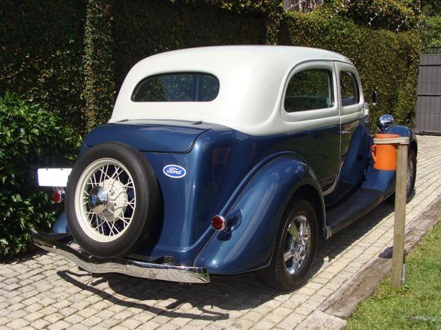 Ford Tudor 1935 Carro antigo - Foto 2