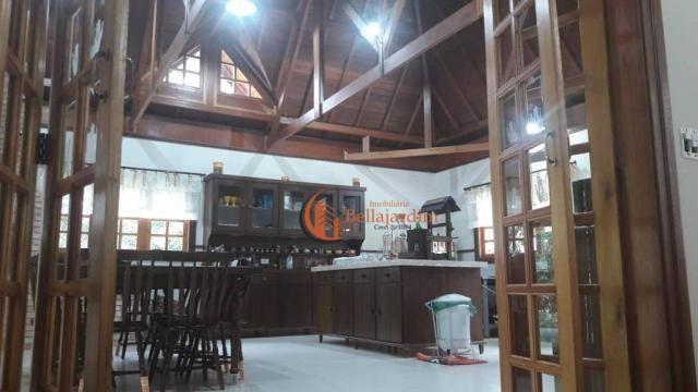 Chácara com 3 suítes à venda, 4000 m² por R$ 900.000 - Zona Rural - Piranguçu/MG - Foto 17