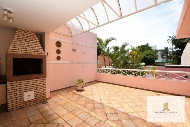 Excelente casa no Plano Piloto: 5 suítes + terraço c/ churrasqueira! - Foto 2