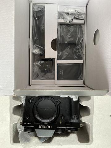 Câmera fujifilm xt3 nova - Foto 2