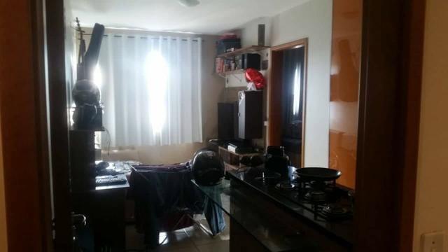 Ágio, Lindo apartamento em samambaia de 1 quarto com área de lazer ! - Foto 2
