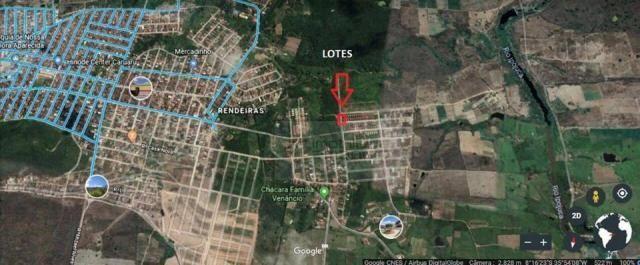 LOTES COM 200m2 - Foto 3