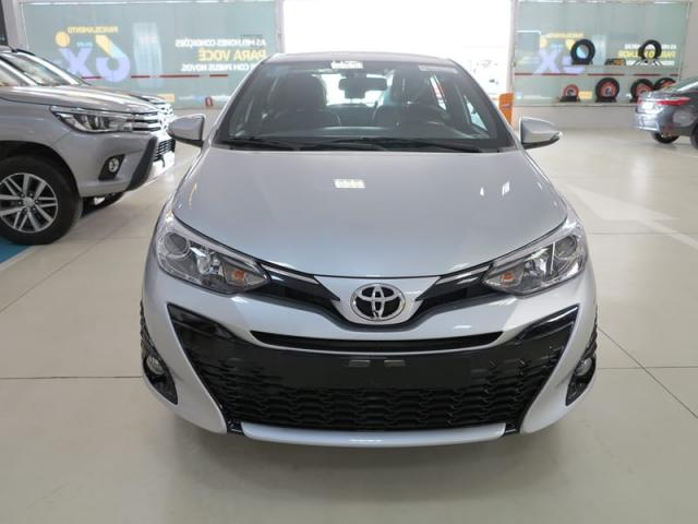 TOYOTA YARIS HATCH XLS AT 19/20 - Foto 2