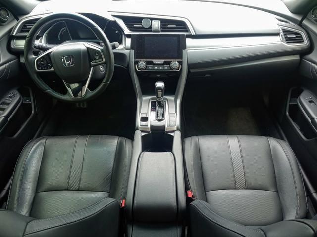 Honda Civic EXL 2018 garantia de fábrica até 2021 - Foto 13