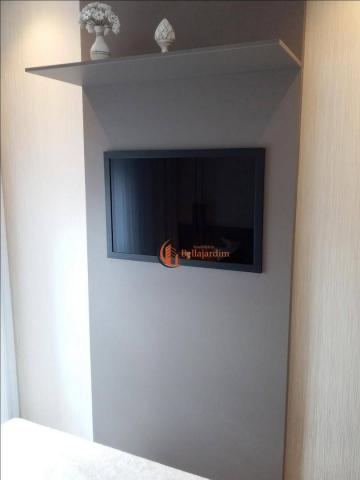 Apartamento à venda, 53 m² por r$ 345.900,00 - jardim - santo andré/sp - Foto 9