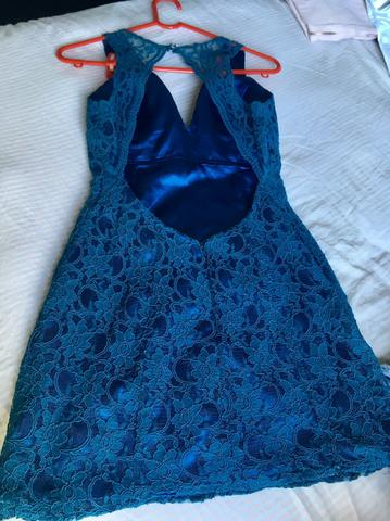 Vestido c/ renda - Foto 2