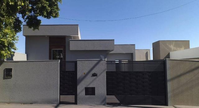 Casa com 2 dormitórios à venda, 63 m² por R$ 215.000 - Residencial São Paulo - Presidente