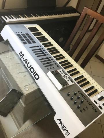 Teclado Controlador M-Audio Axiom Air 61 - Foto 4
