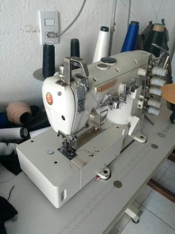 Máquina de costura goleira - Foto 3