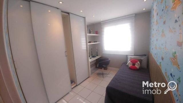 Apartamento com 3 quartos à venda, 78 m² por R$ 332.952 - Pão de Açúcar - São Luís/MA - Foto 13