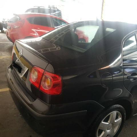 Polo sedan 1.6 2008/2009 completo - Foto 8