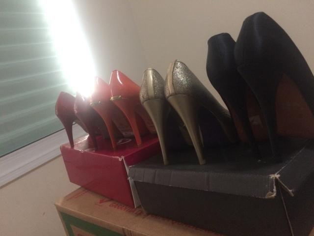 2504cdbaf Sapatos desapegos - Roupas e calçados - Monte Castelo, Campo Grande ...