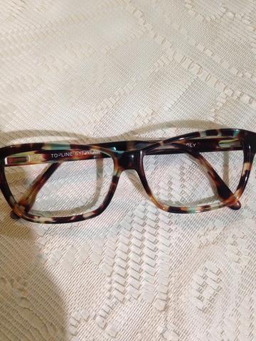 665752885fee5 Armação de óculos feminina - Bijouterias
