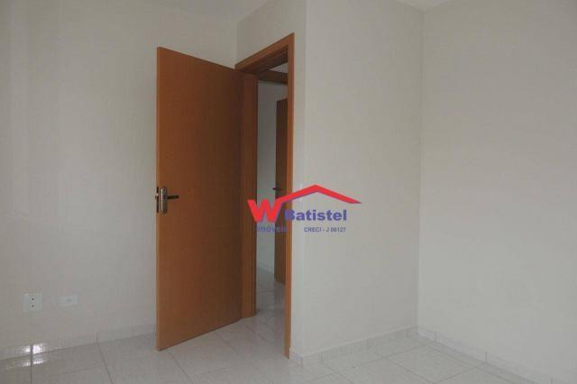 Apartamento com 2 dormitórios à venda, 53 m² rua são pedro nº 295 - vila alto da cruz iii  - Foto 19