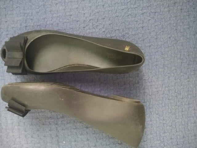 Sapato feminino Melissa - Foto 2