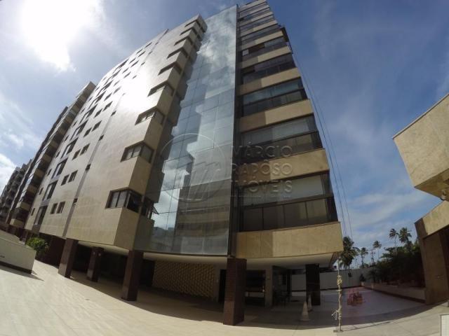 Apartamento à venda com 4 dormitórios em Jatiuca, Maceio cod:V6240 - Foto 4