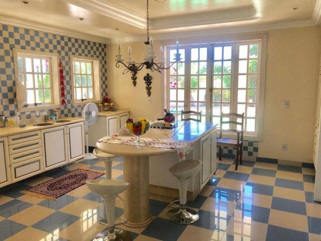 Sobrado no Condomínio Villa Felice com 5 dormitórios à venda, 880 m² por R$ 2.300.000 - Ja - Foto 8