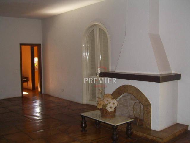 Casa com 4 dormitórios para alugar, 500 m² por R$ 10.000,00/mês - Boa Vista - Londrina/PR - Foto 4