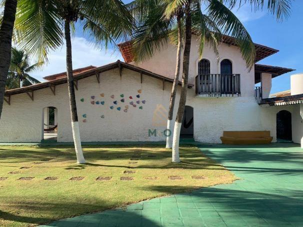 Casa com 6 dormitórios à venda, 400 m² por R$ 1.500.000,00 - Porto das Dunas - Aquiraz/CE - Foto 11