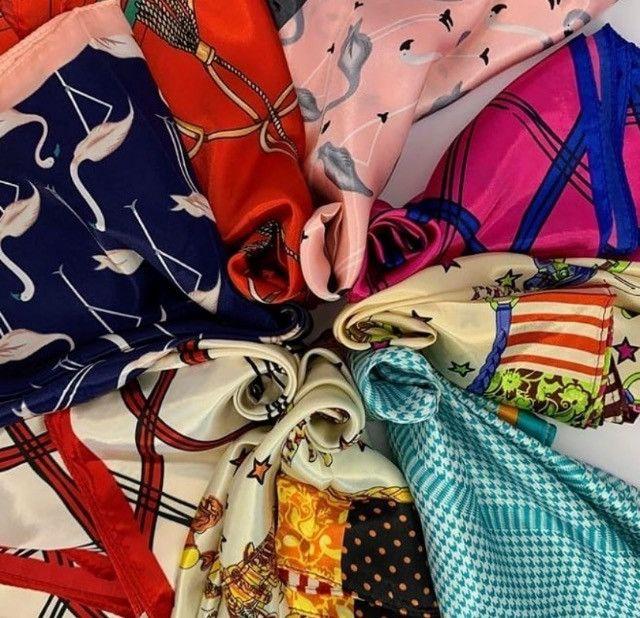 Blusas lenços - Foto 3