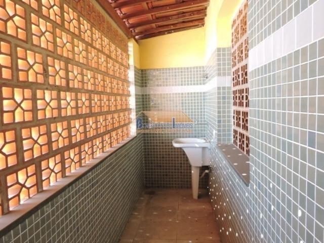 Casa à venda com 3 dormitórios em Jaraguá, Belo horizonte cod:41564 - Foto 13