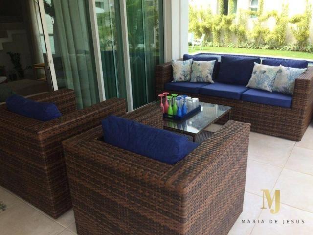Casa com 5 dormitórios à venda, 190 m² por R$ 3.200.000,00 - Praia Muro Alto - Ipojuca/PE - Foto 4