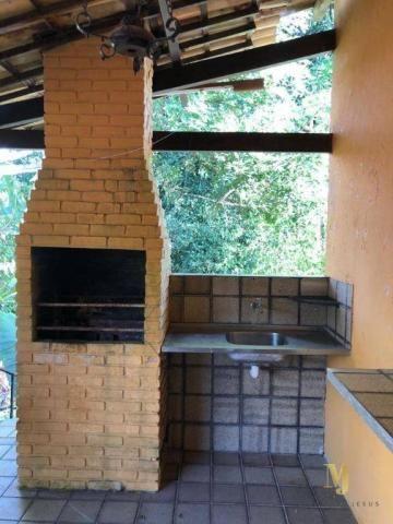 Casa com 5 dormitórios à venda, 385 m² por R$ 650.000,00 - Aldeia dos Camarás - Camaragibe - Foto 19