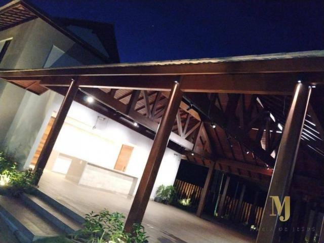Casa com 5 dormitórios à venda, 190 m² por R$ 3.200.000,00 - Praia Muro Alto - Ipojuca/PE - Foto 19