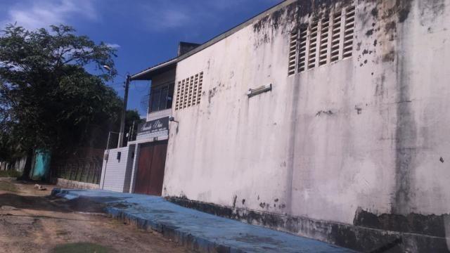Galpão à venda, 600 m² + Casa que mede 160m² 4 quartos(3 suítes), sala, varanda, cozinha,  - Foto 2