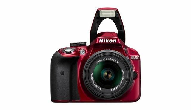 Câmera Nikon D3300 + Lente + Acessórios, troco por iphone 8 - Foto 4