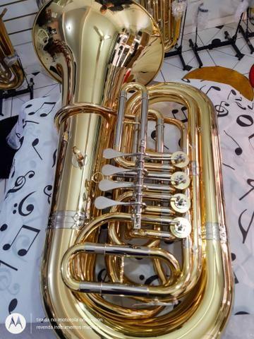 Tuba (bombardão) - Foto 4