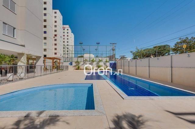 Apartamento com 3 dormitórios à venda, 72 m² por R$ 275.000,00 - Jardim Nova Era - Apareci