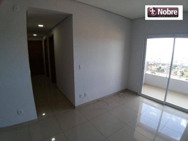 Apartamento com 3 dormitórios à venda, 92 m² por r$ 470.000,00 - plano diretor sul - palma - Foto 4